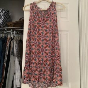 Loft Medallion Dress
